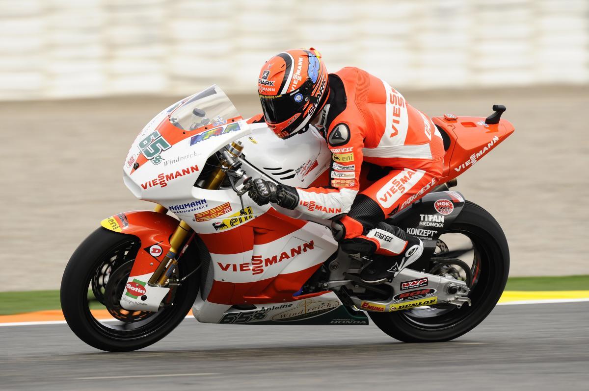 Stefan Bradl - Kiefer Racing