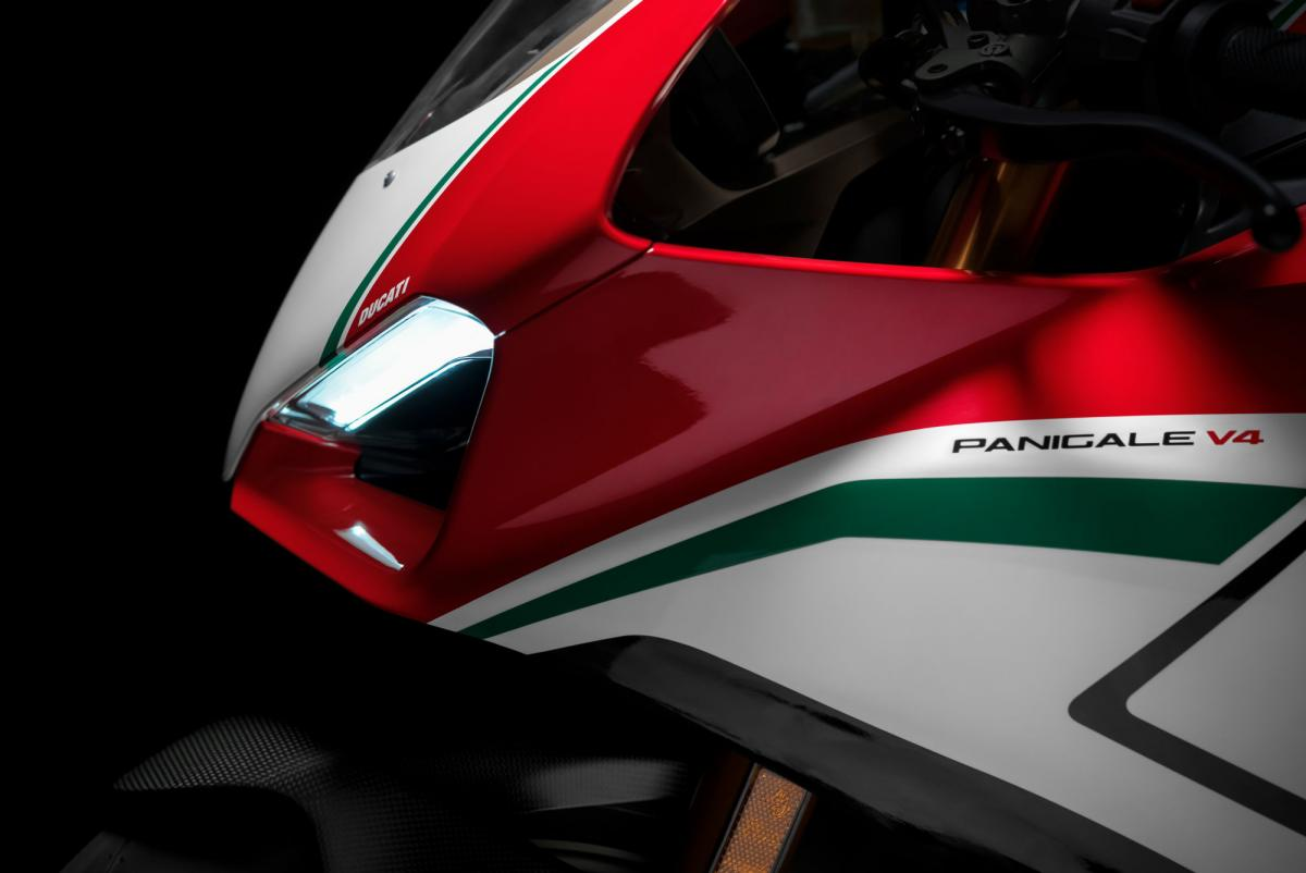 Businessman raffles Ducati Panigale V4 Speciale for £5 a ticket