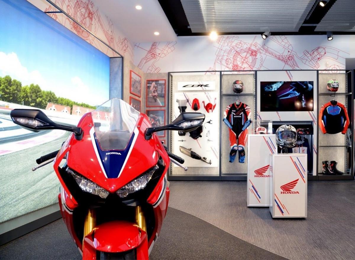 Honda dream dealer