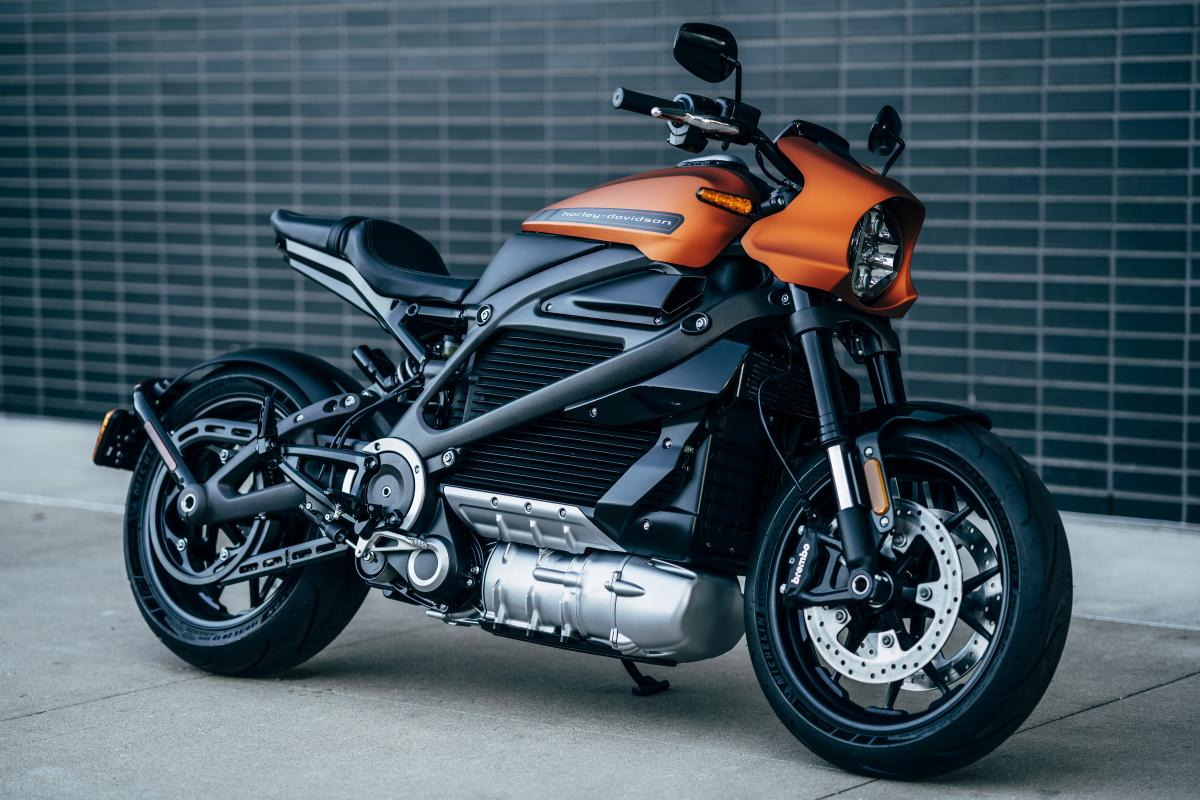 Harley-Davidson announces Livewire price and opens orders