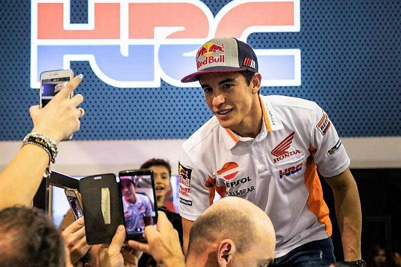 Marquez already thinking about 2019