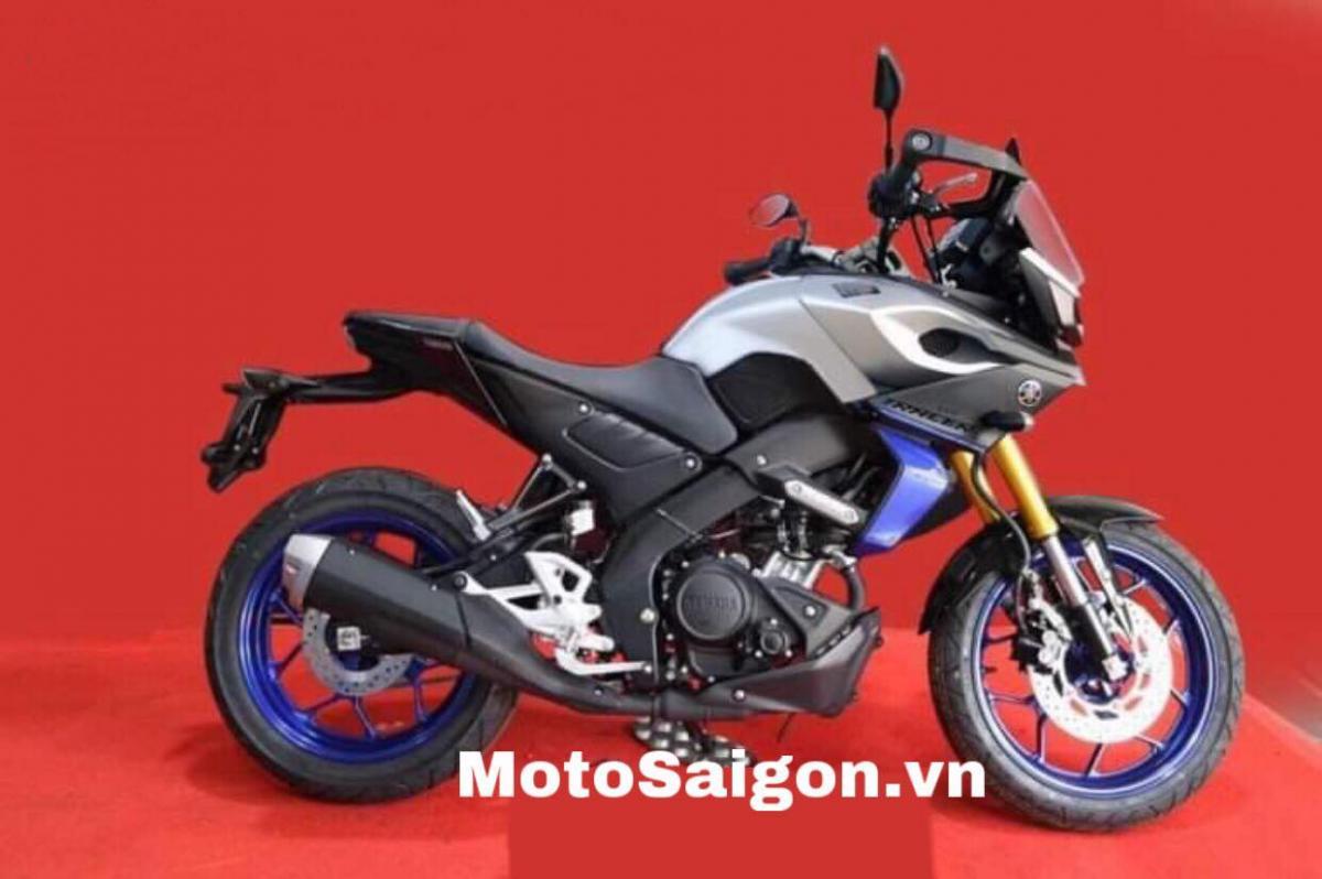 Yamaha Tracer 125 - Motosaigon.vn