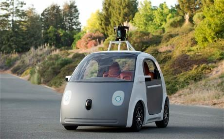 Would removing all vehicle controls make self-driving cars safer?