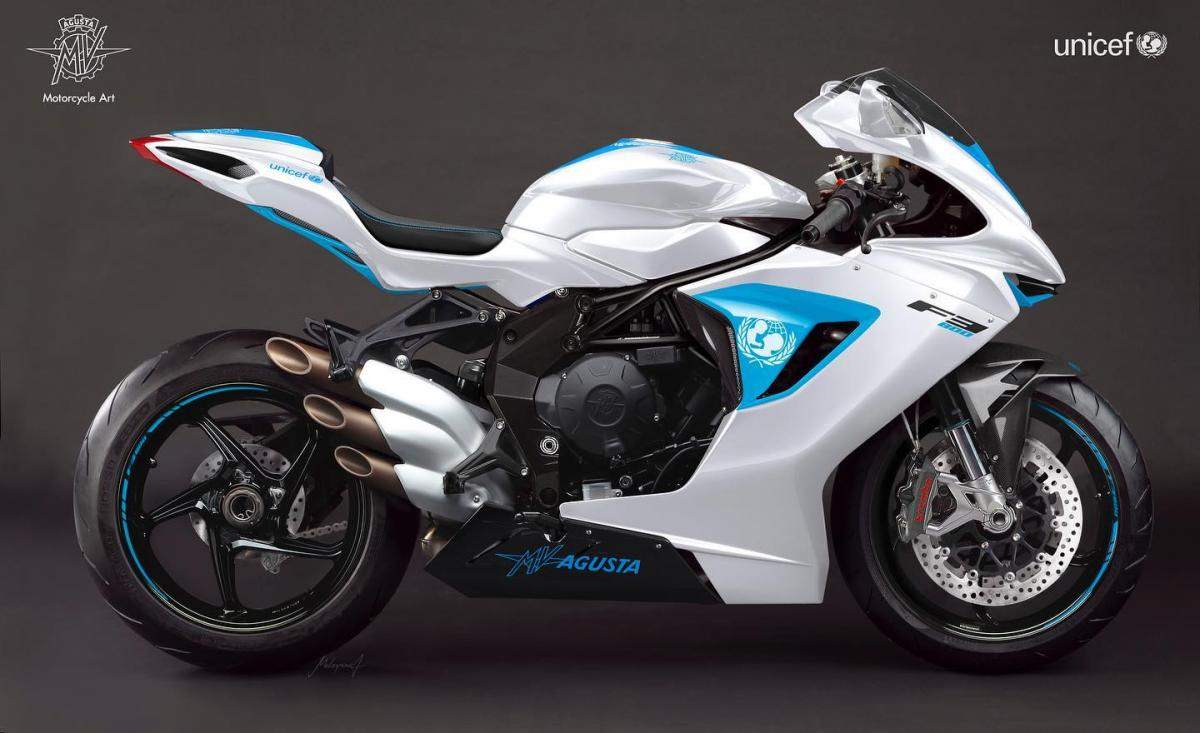 UNICEF auctioned F3 800