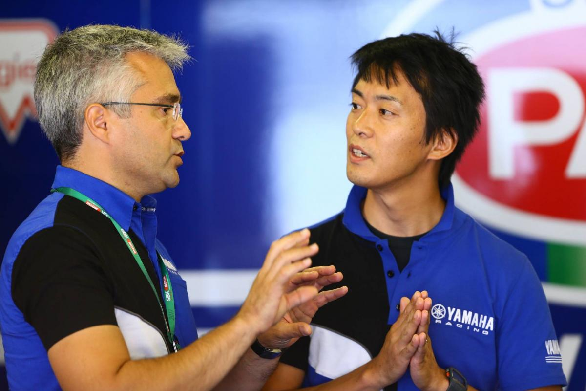 Yamaha: We need to fight at the front, not fight each other