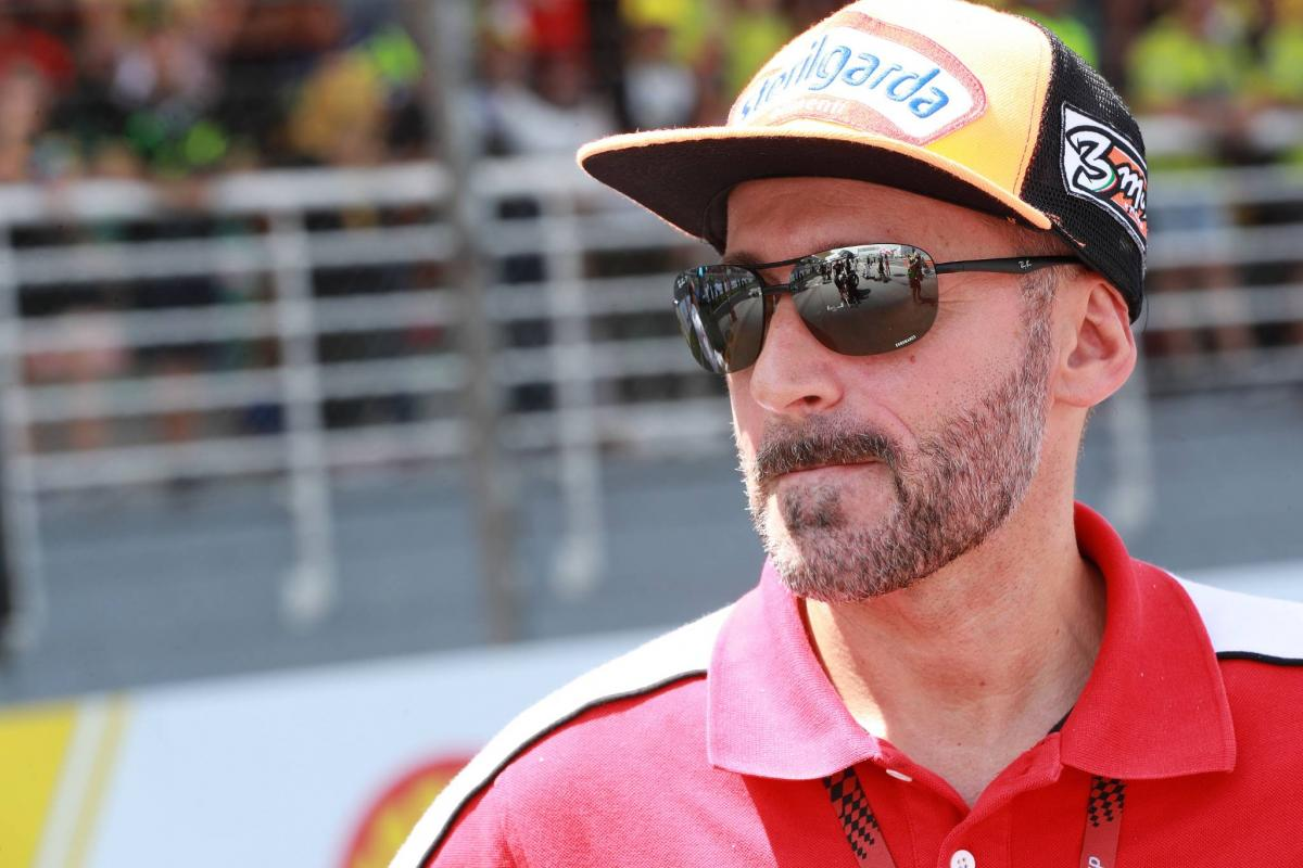 EXCLUSIVE – Max Biaggi Interview