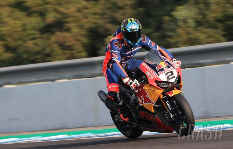 WATCH: Exclusive interview with WSBK racer Leon Camier