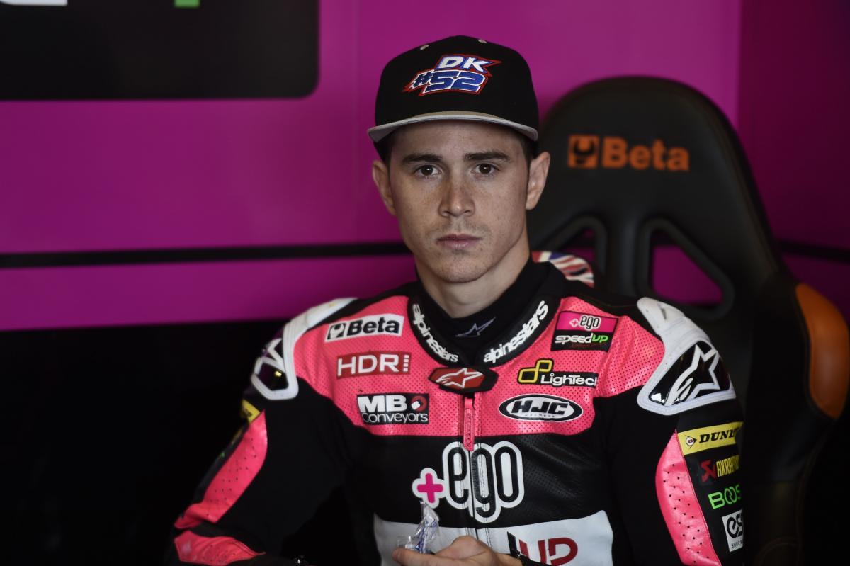 Danny Kent - Moto2