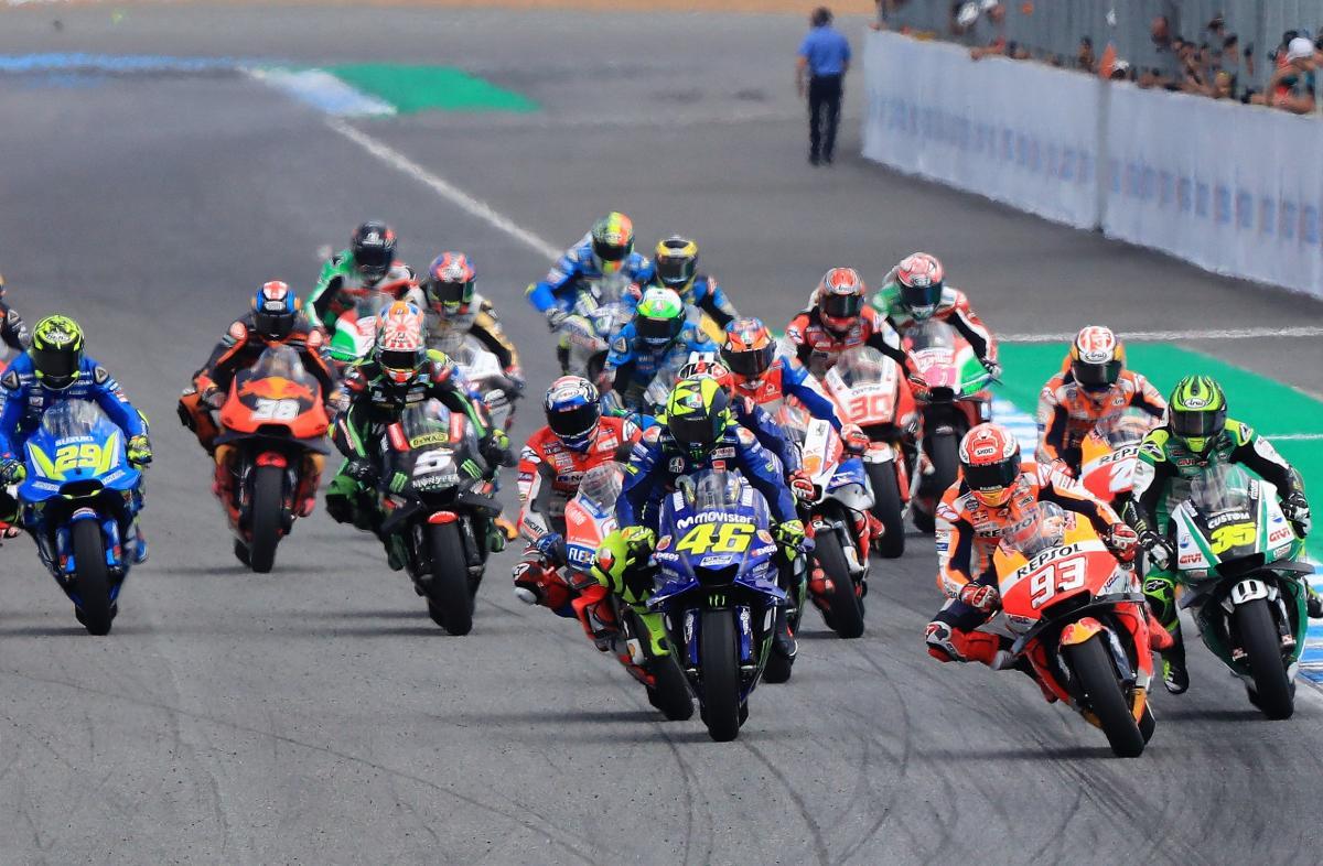 MotoGP releases fresh sporting, technical rule tweaks