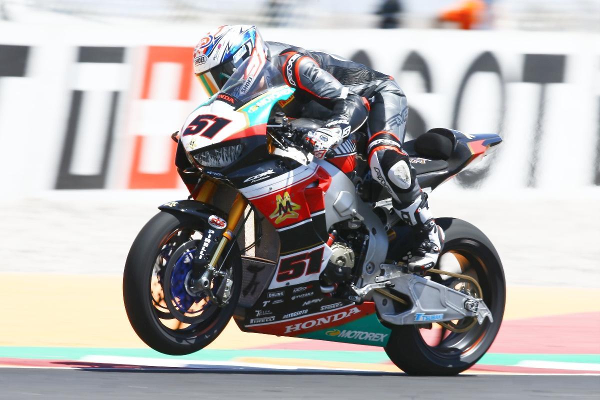 Florian Marino - TripleM Honda CBR1000RR SP2 WorldSBK