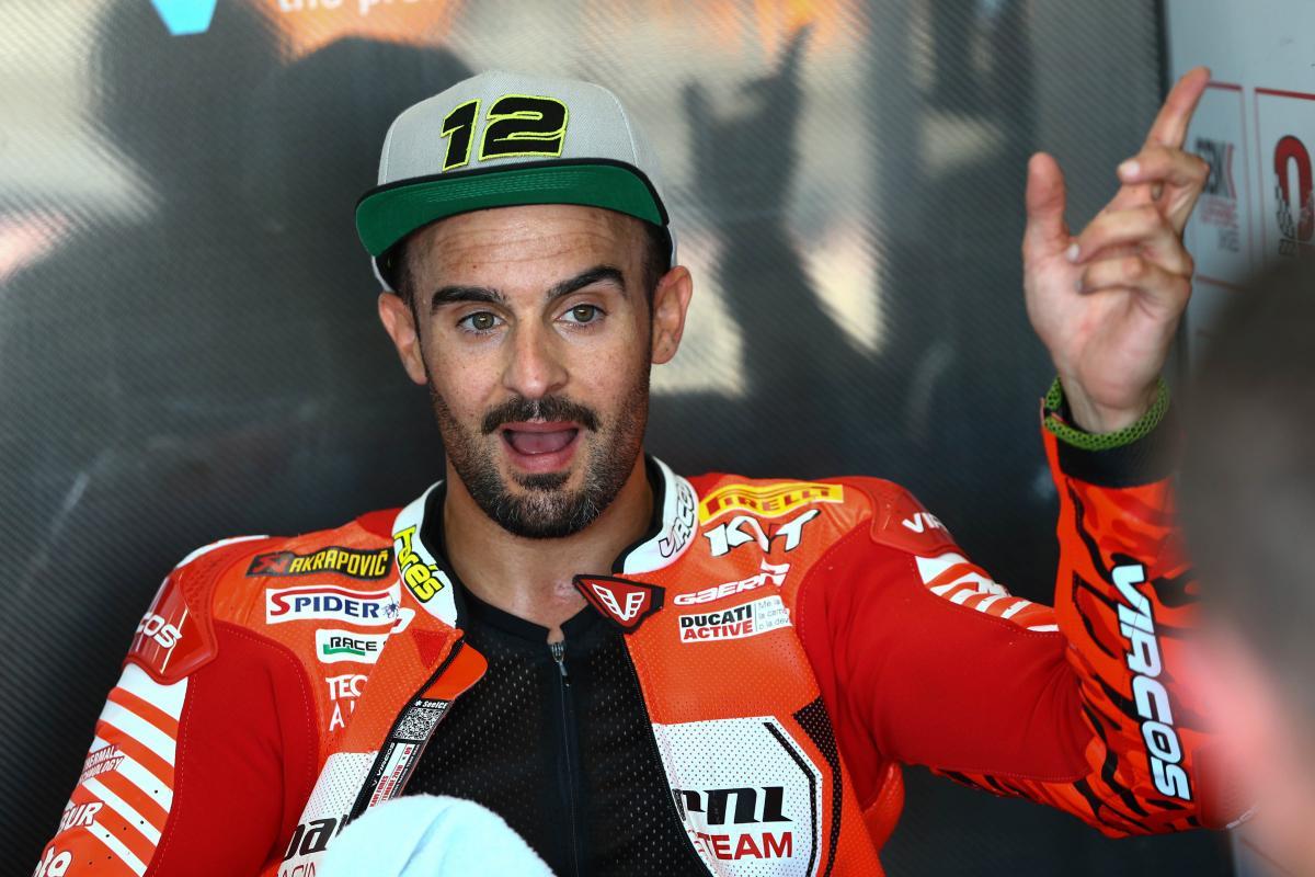 Xavi Fores - Barni Ducati