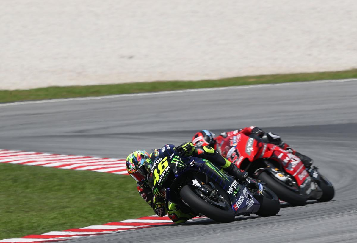 Rossi: Ducati qualifying pace incredible, race pace closer