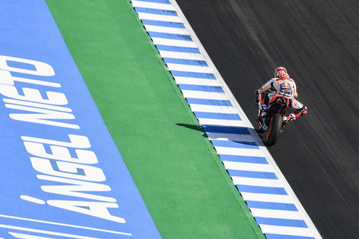 Marc Marquez - Repsol Honda at Jerez