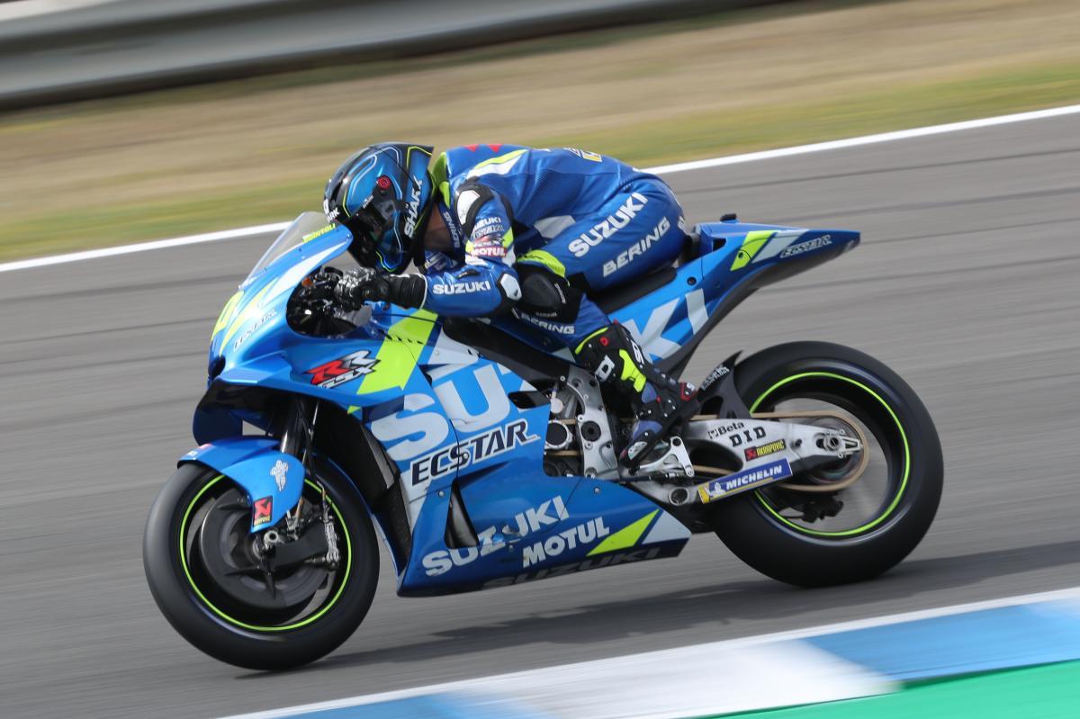 Sylvain Guintoli - Suzuki MotoGP