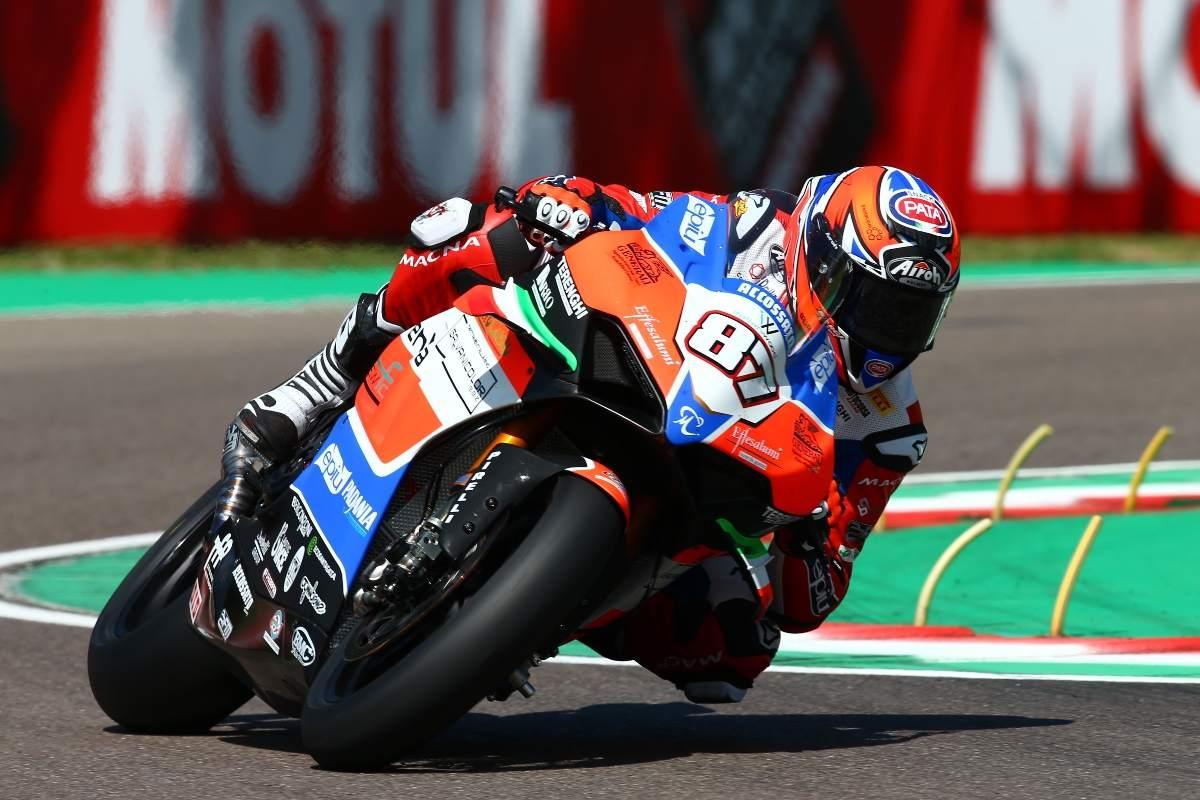 Lorenzo Zanetti - motocorsa racing