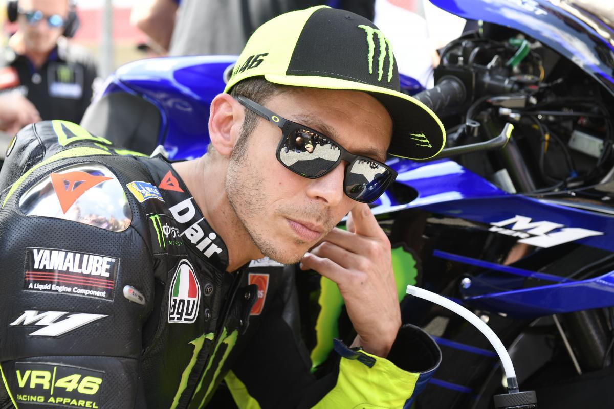 """MotoGP Gossip: Rossi's DTM race """"promise"""""""
