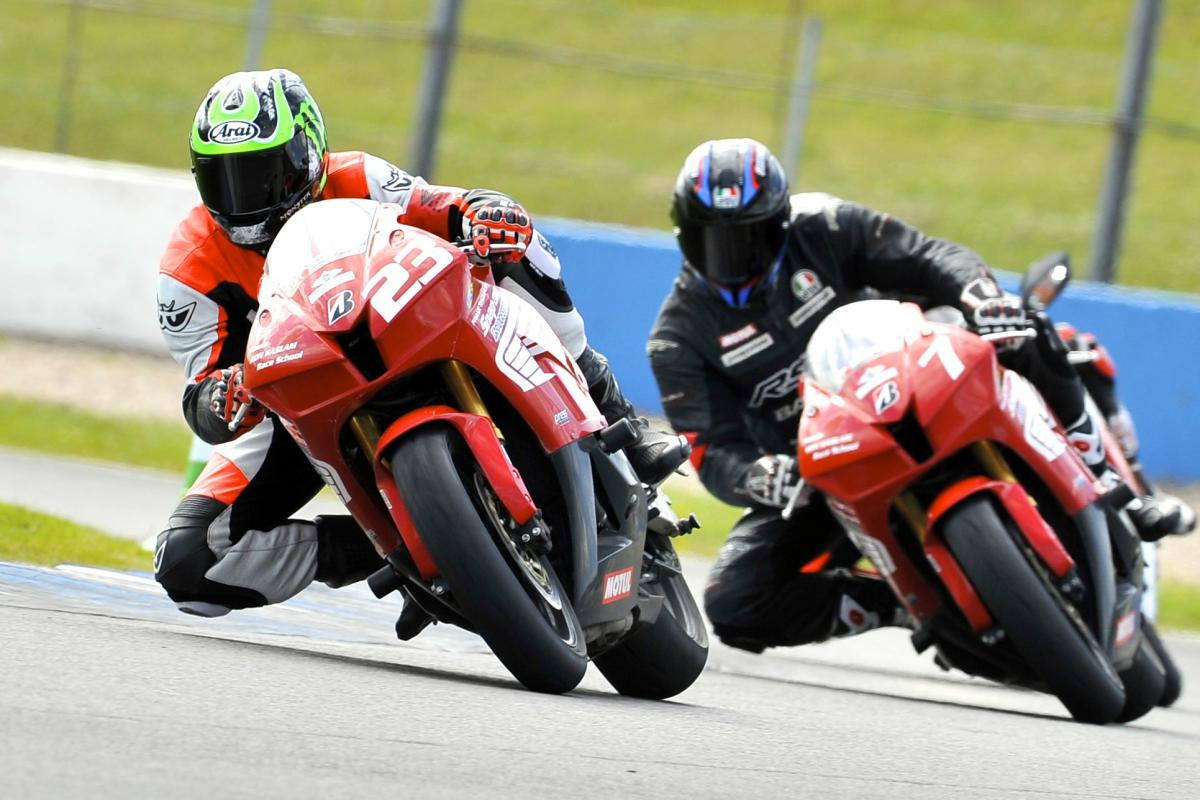 Ron Haslam Race School expands to five experiences