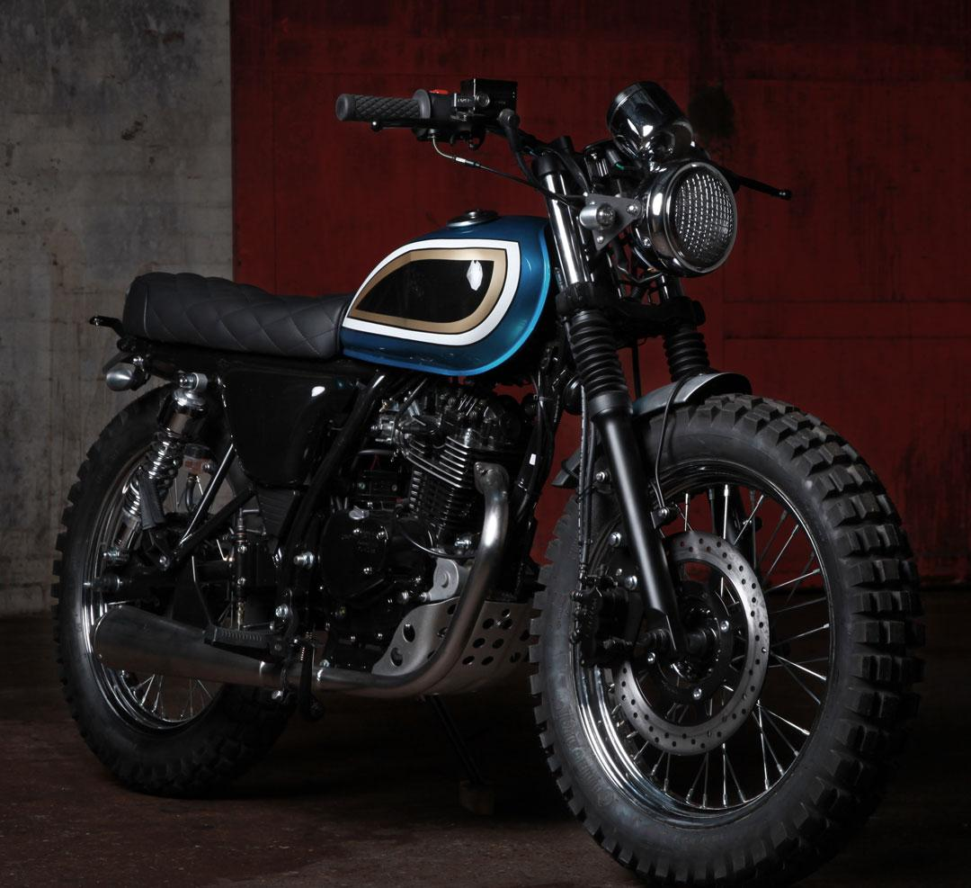 Mutt Motorcycles Super 4