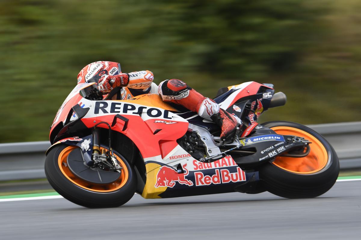 Marquez Storms to Brno MotoGP Win   Bike Rider Magazine