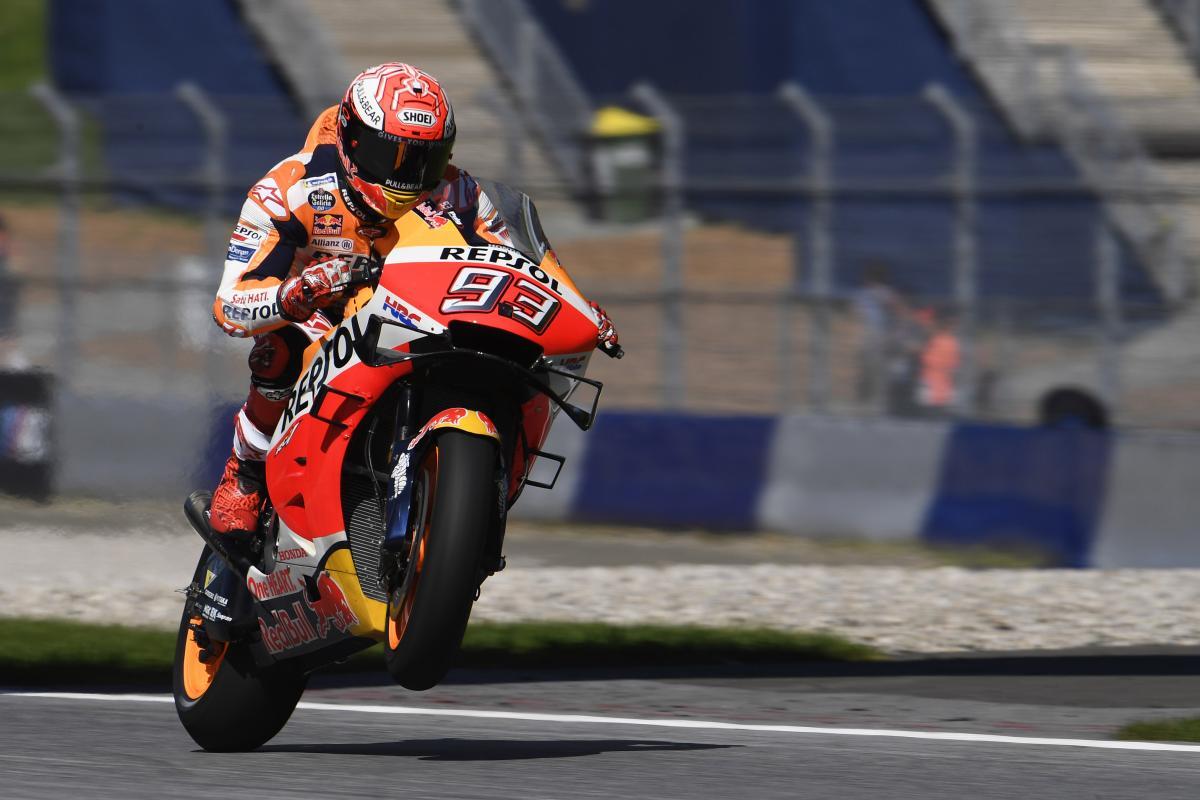 Marc Marquez - Repsol Honda MotoGP