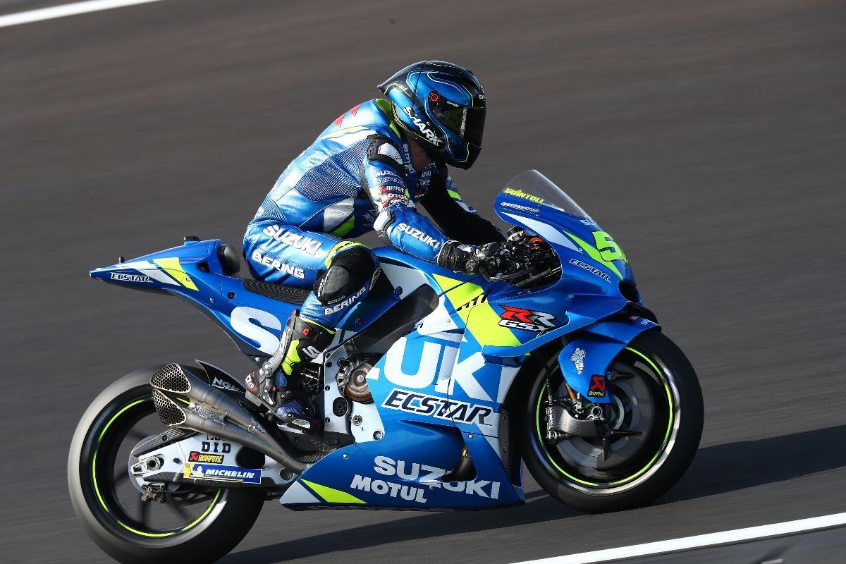 Sylvain Guintoli - Suzuki GSX-RR