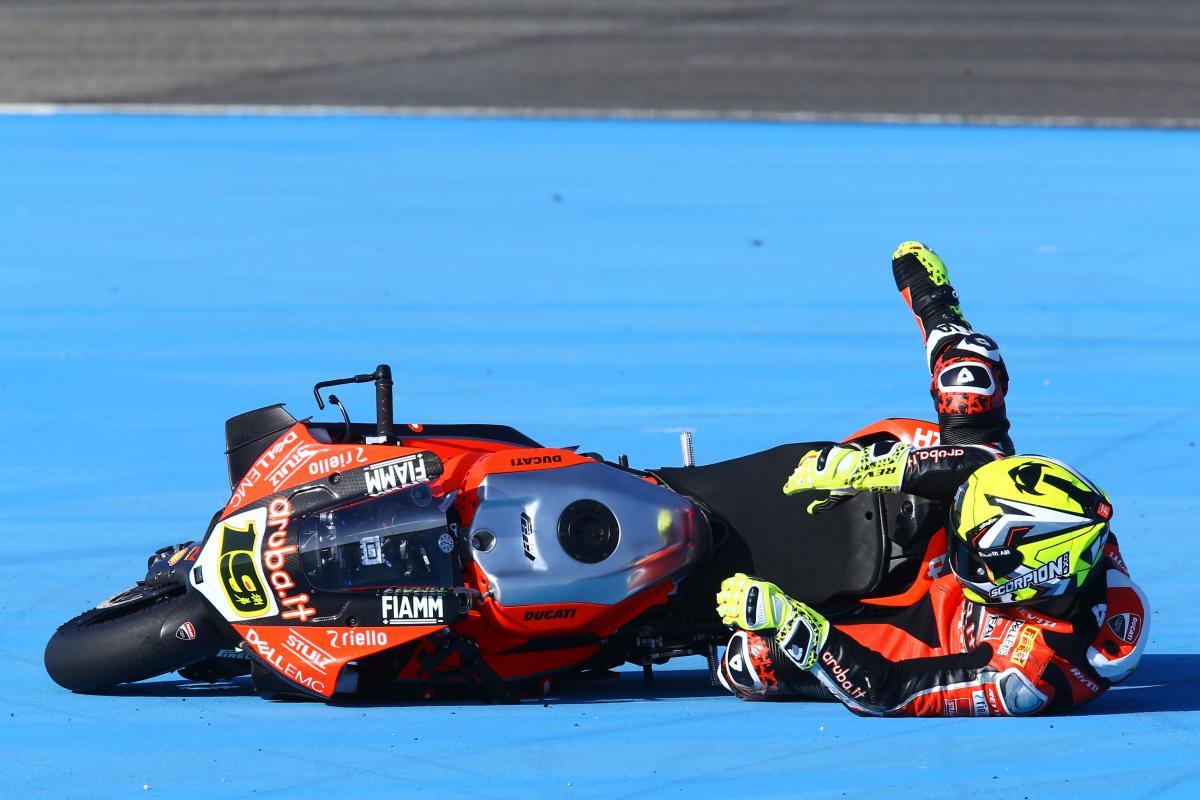 Alvaro Bautista - Aruba.it Ducati