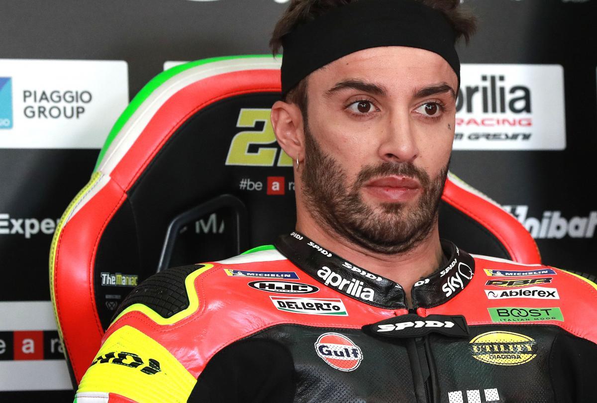 Andrea Iannone - Aprilia MotoGP