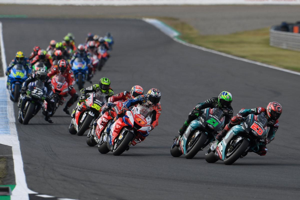 Japanese MotoGP - TwinRing Motegi [1200, start]