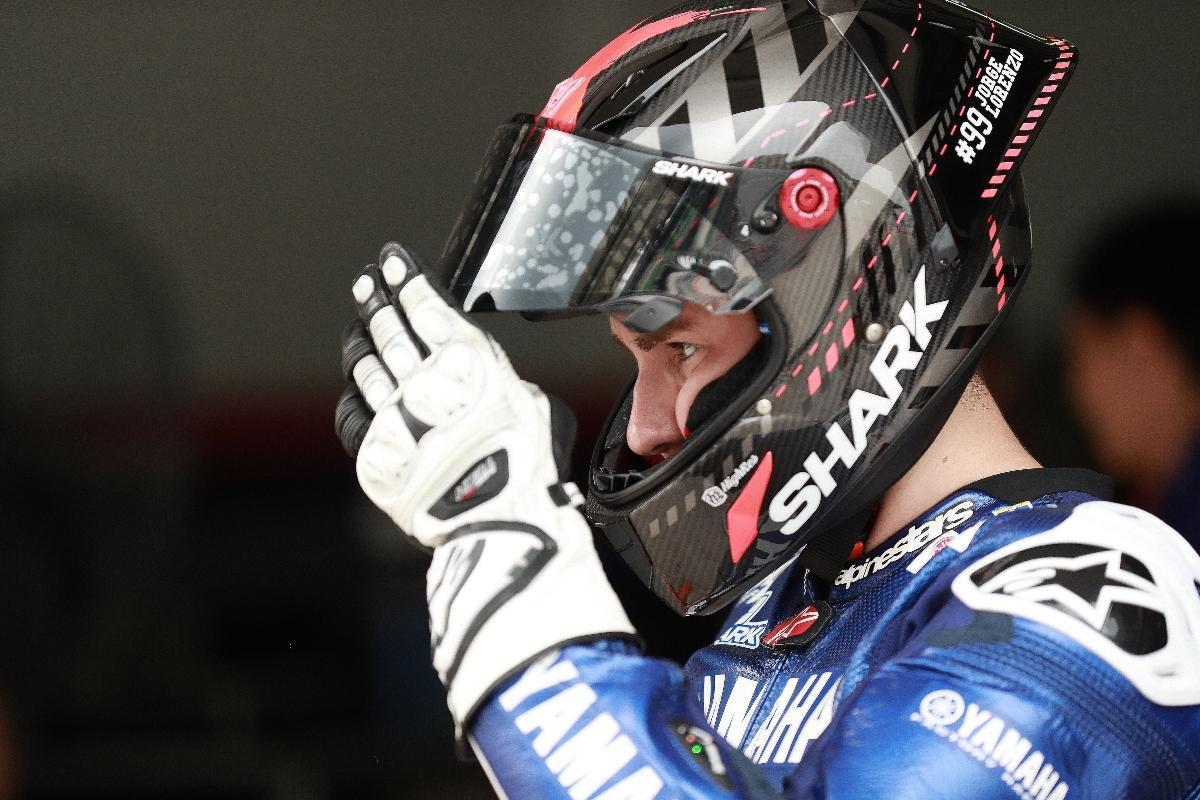 Jorge Lorenzo - Yamaha Factory MotoGP 1200