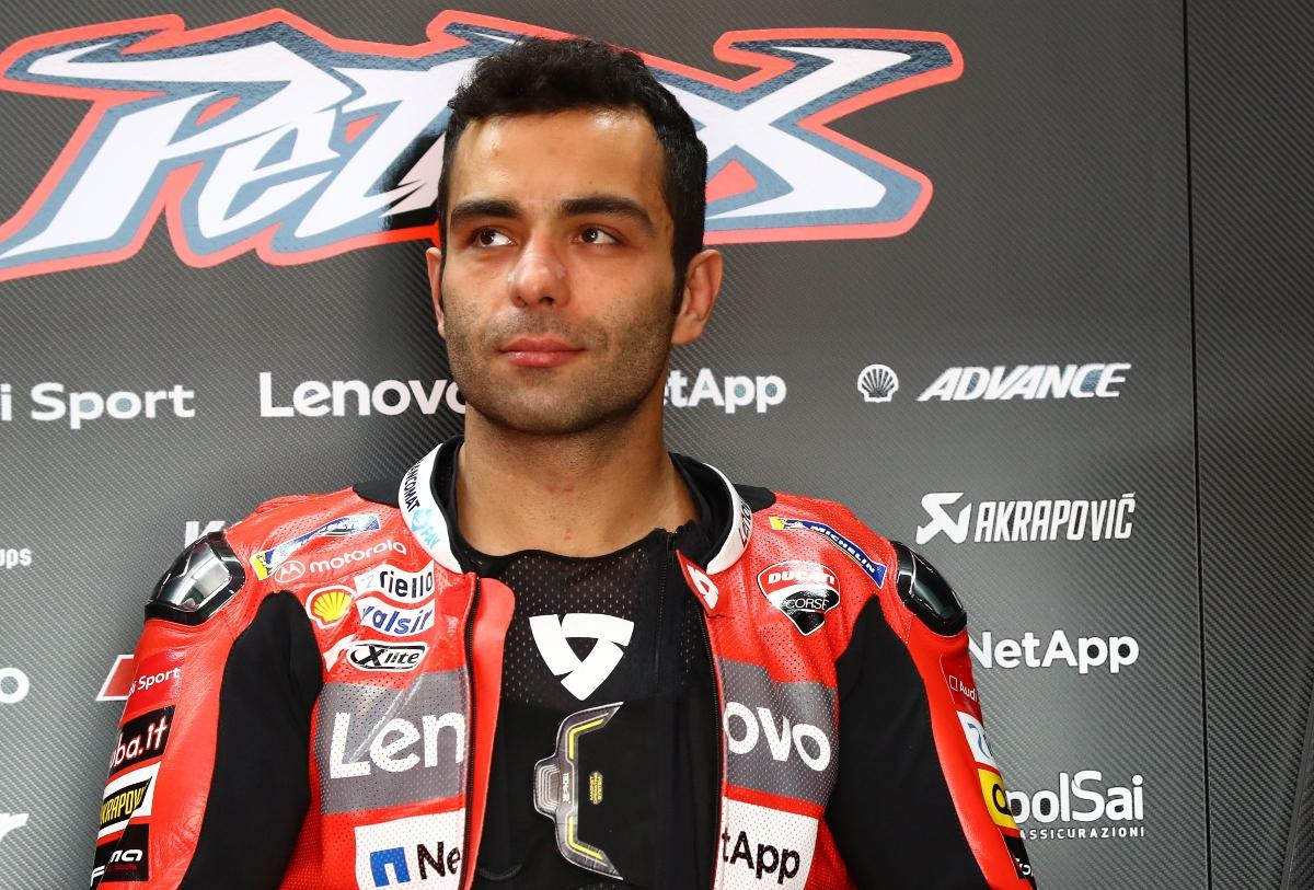 Danilo Petrucci - Ducati Corse MotoGP
