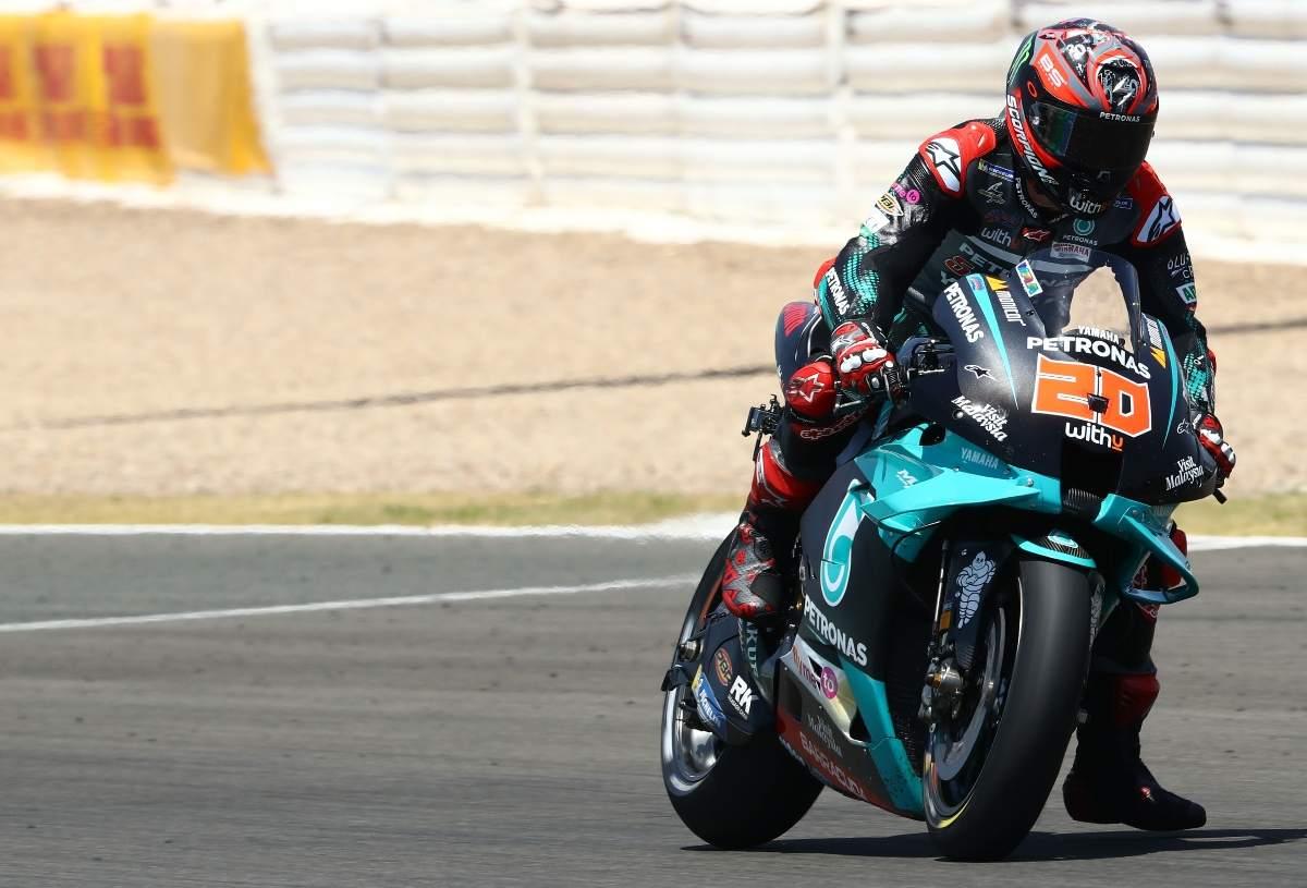 Fabio Quartararo - Petronas SRT Yamaha 1200