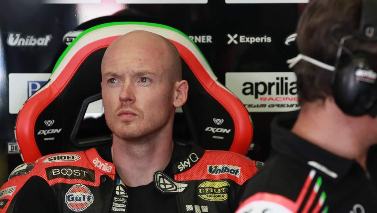 Bradley Smith - Aprilia MotoGP