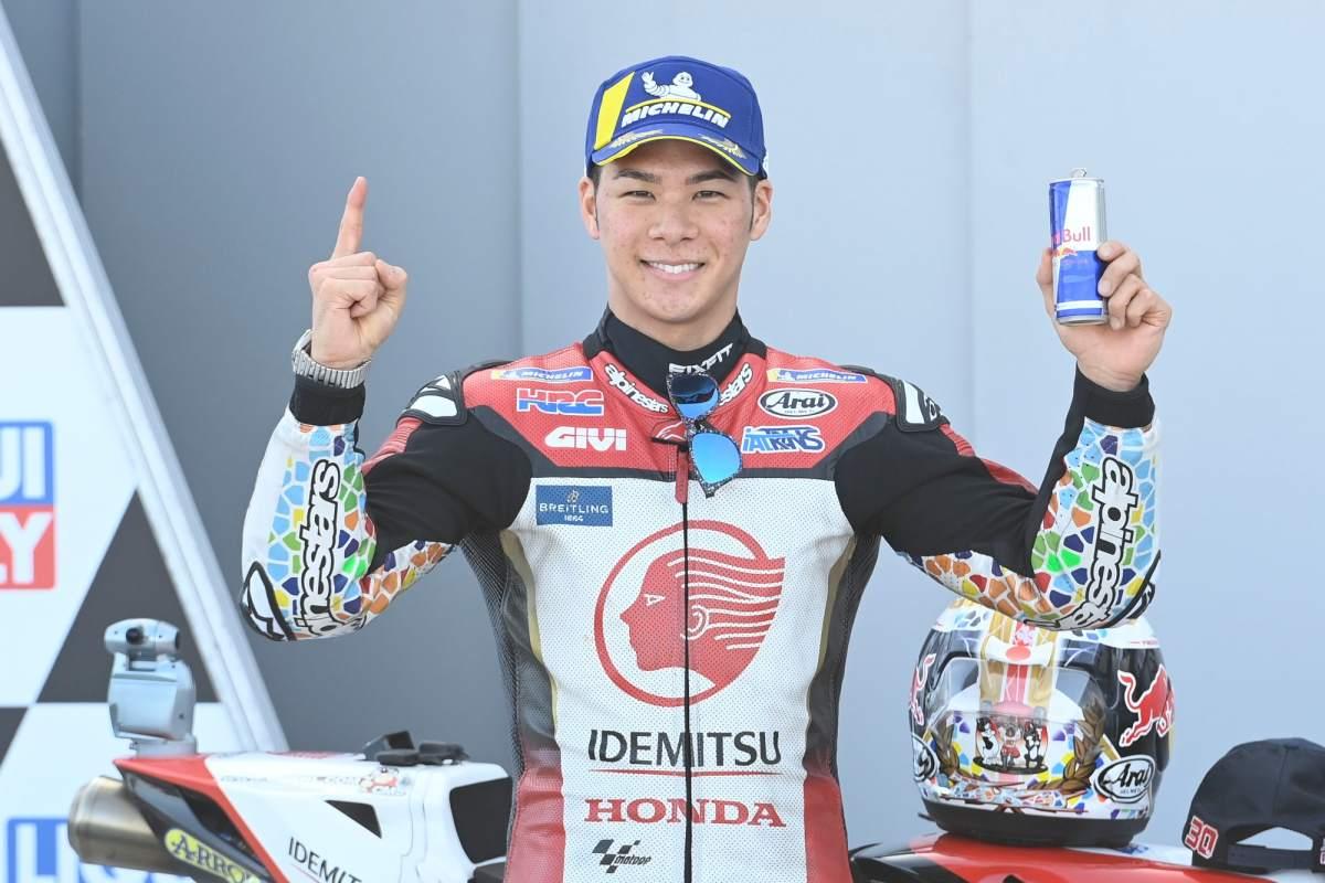 Takaaki Nakagami - LCR Honda