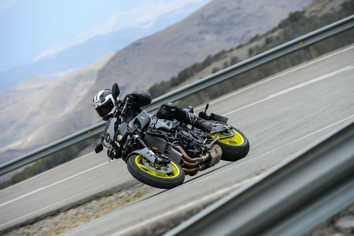First ride: Yamaha MT-10 review