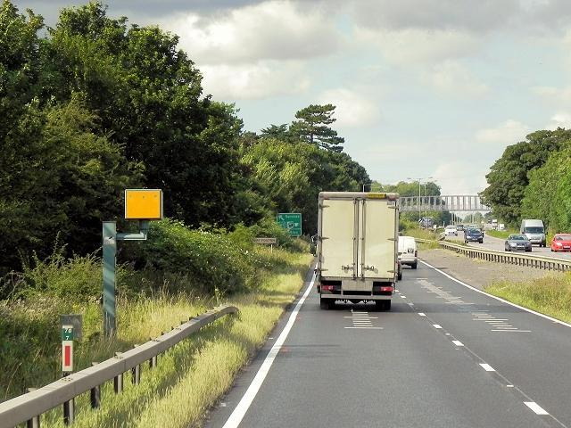 Are the posts on social media regarding M1 and M25 speed cameras true?