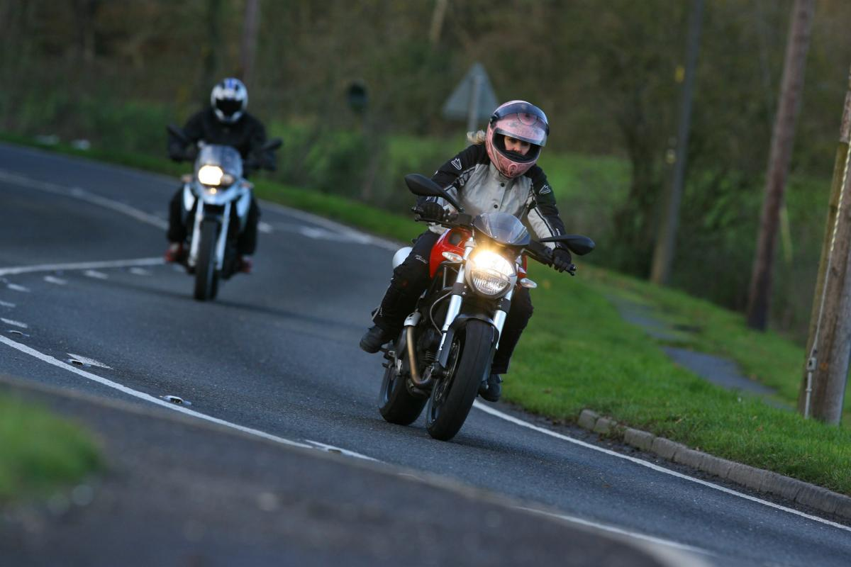 DVLA makes changes to motorcycle testing requirements