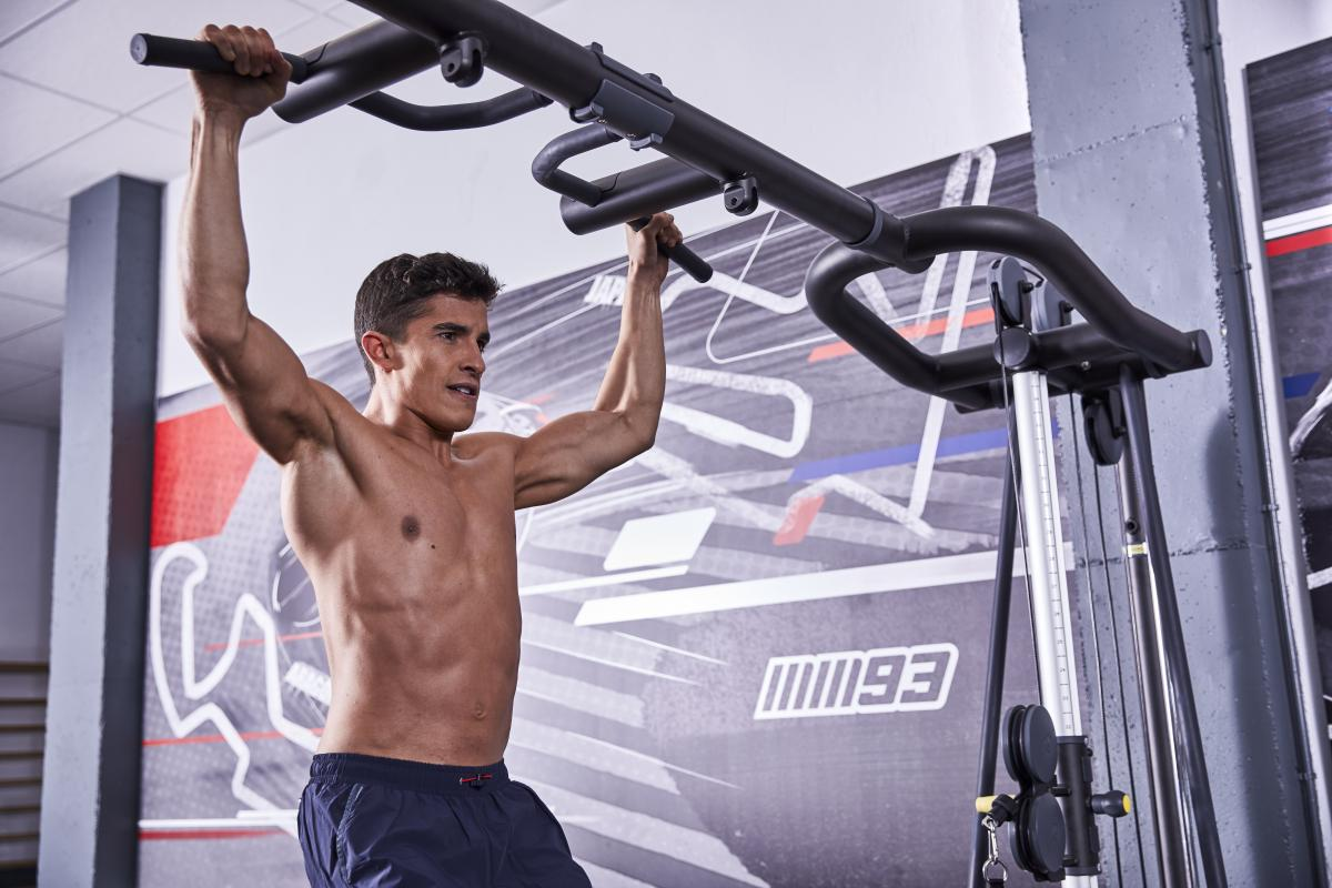 So how fit do you need to be to race MotoGP?