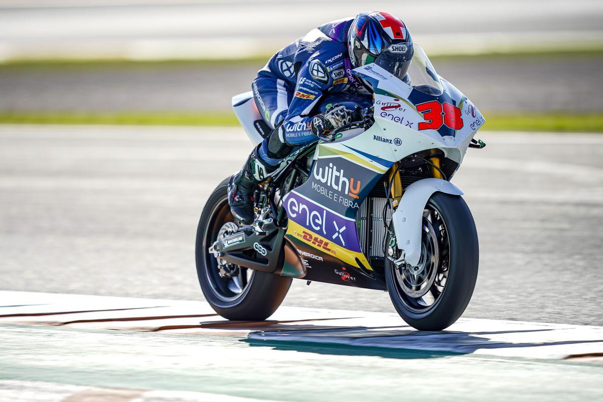 'Excited' Smith expecting 'very close' MotoE debut