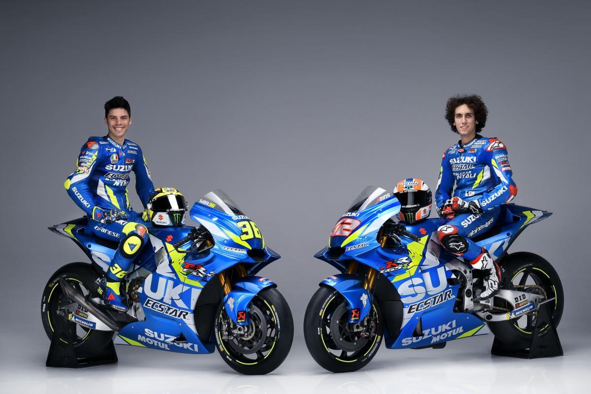 MotoGP Season Preview – Suzuki