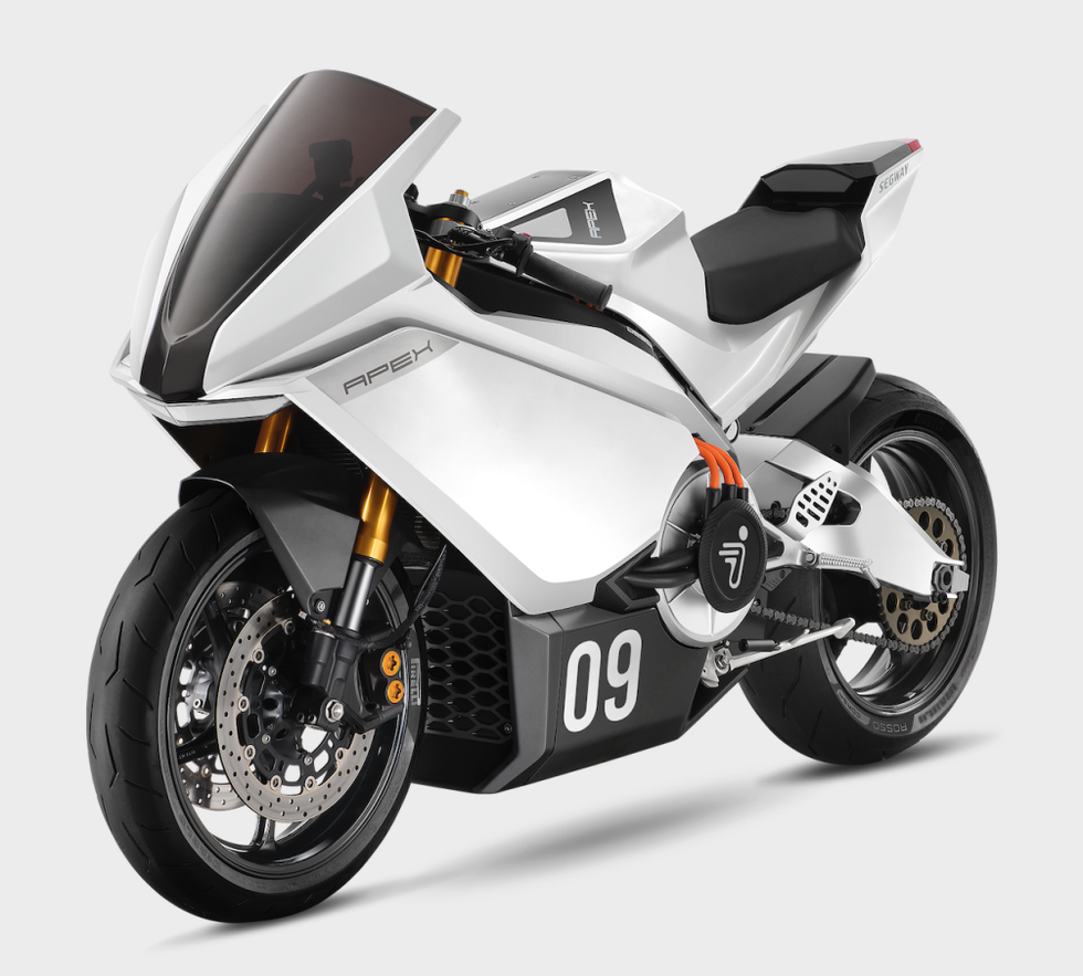 Ninebot Apex electric sportsbike