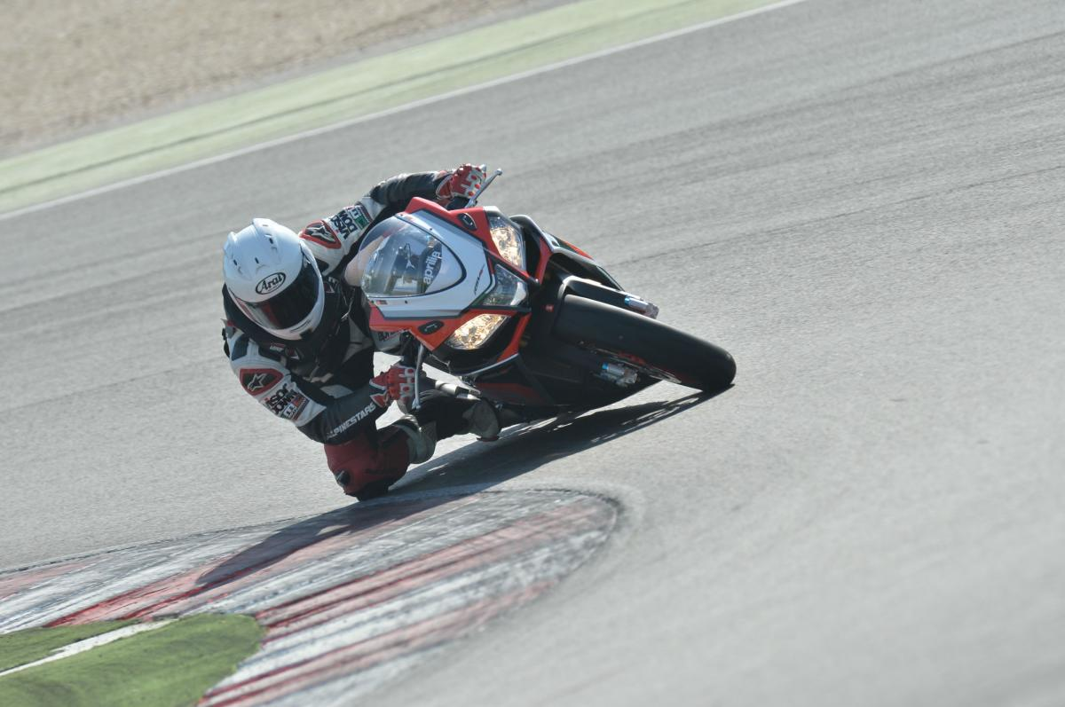 Aprilia RSV4 Factory Works kit boosts power to 215hp