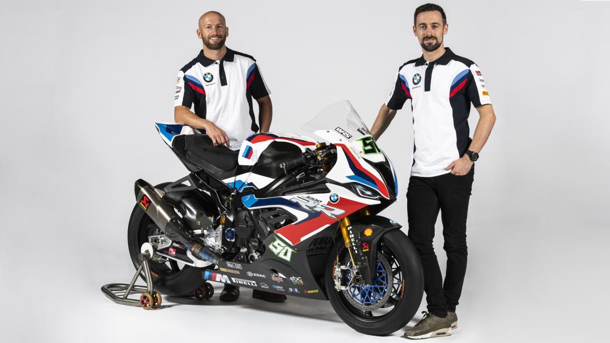 BMW S1000RR WorldSBK Motorrad, Eugene Laverty, Tom Sykes