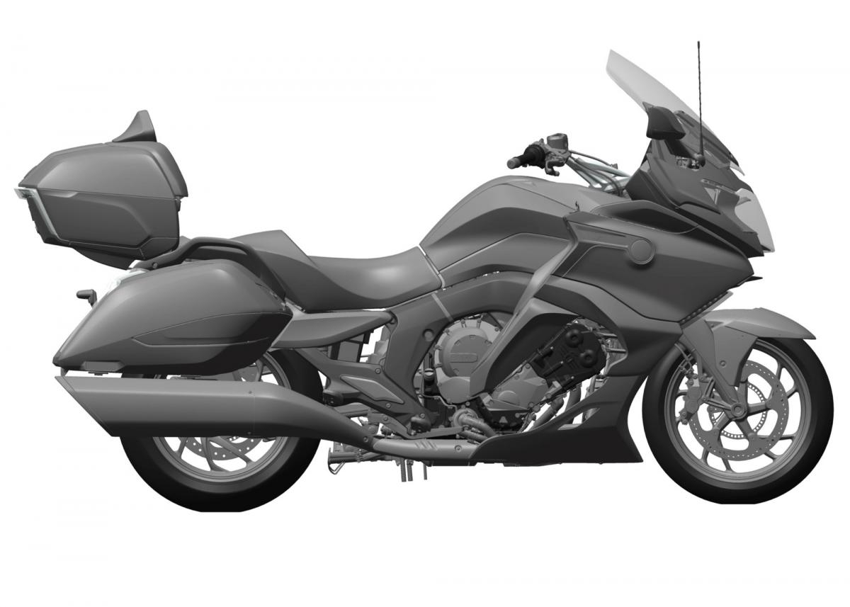 Is BMW about to launch the K1600C?