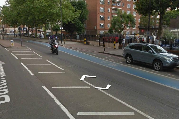 Coroner calls for 'urgent research' into grip on London cycle superhighways after motorcyclist's death