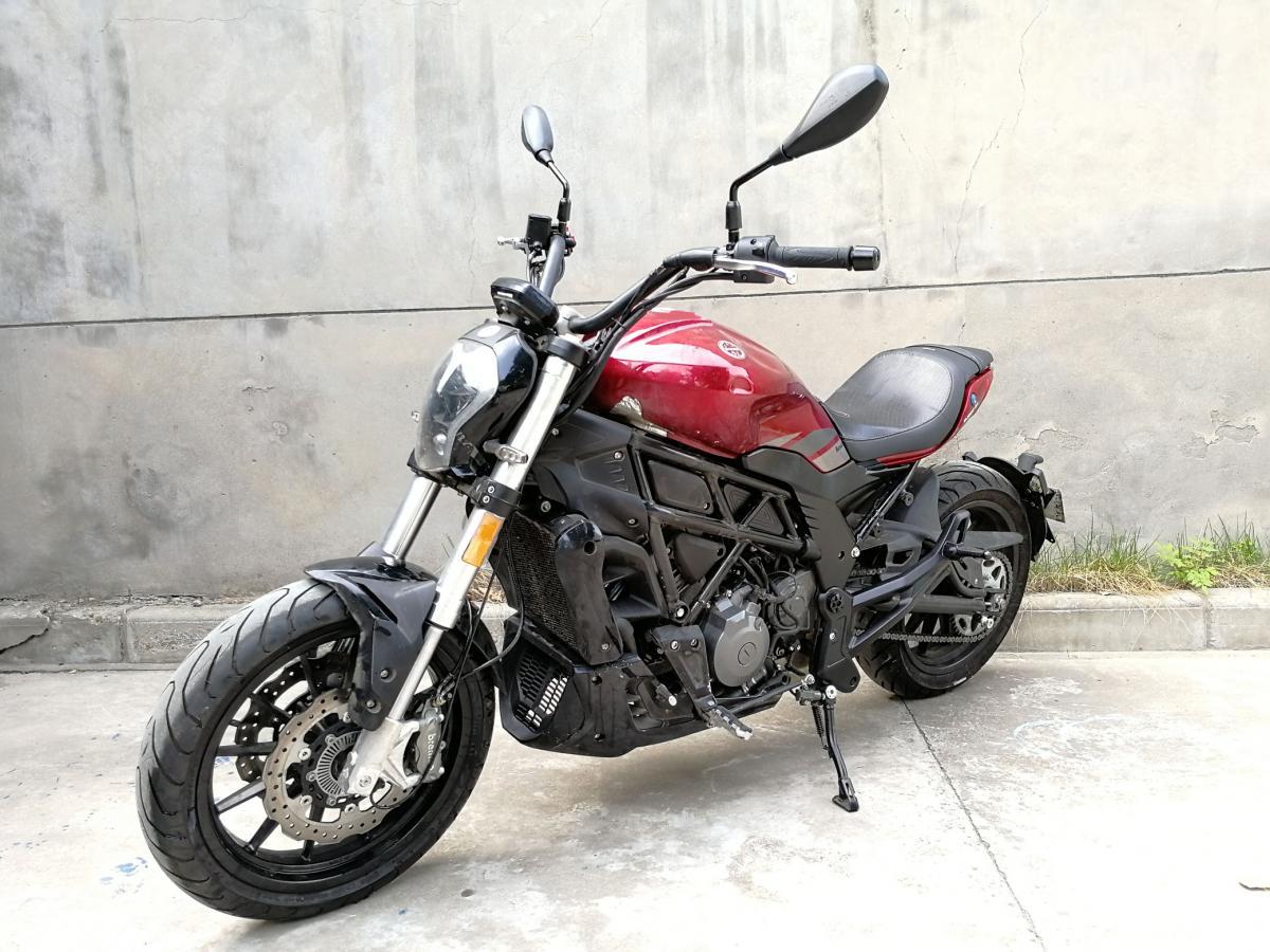 Benelli 502S