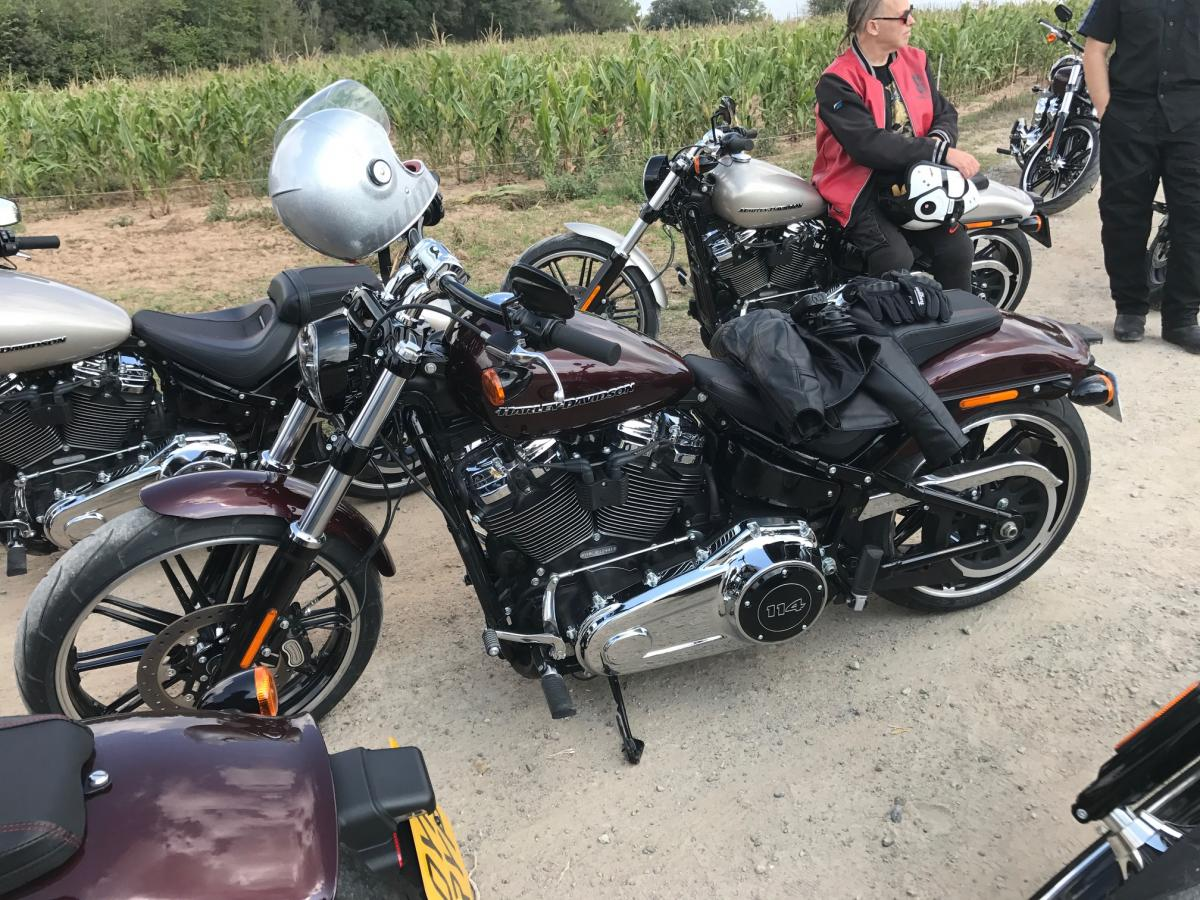 Harley-Davidson Breakout review: first thoughts