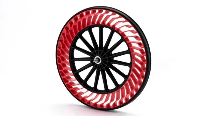 Bridgestone Airless tyres