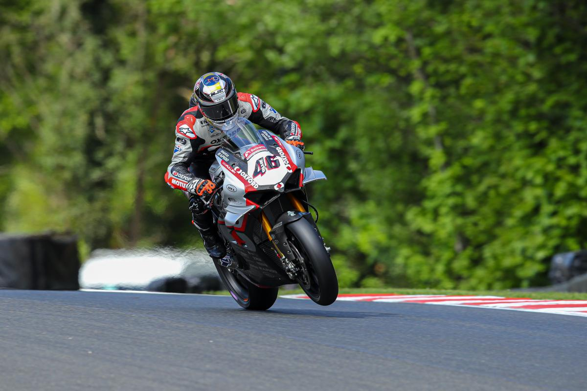 Tommy Bridewell - Oxford Racing Ducati