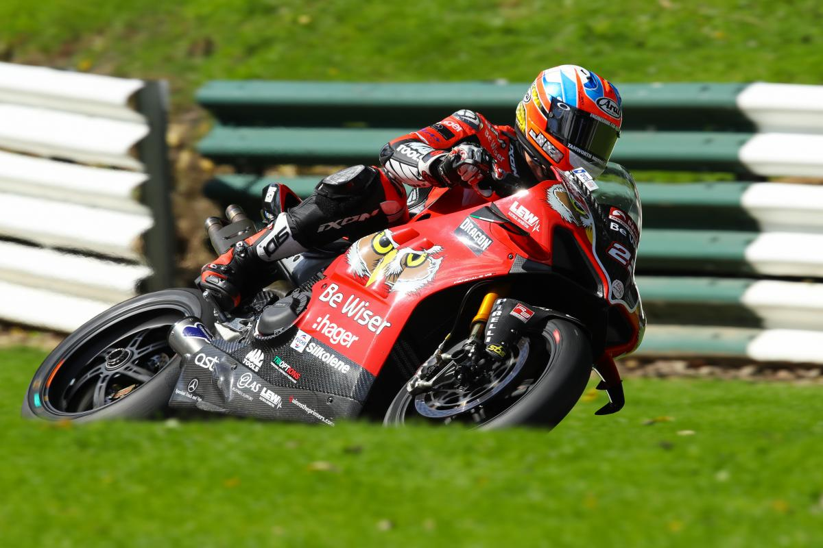 Josh Brookes - Be Wiser Ducati [Ian Hopgood Photography]
