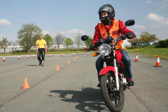 £50 safety bung to young riders in Staffs